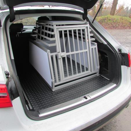 Caisse simple Confort + pour le transport d'1 chien en Audi A6 Break