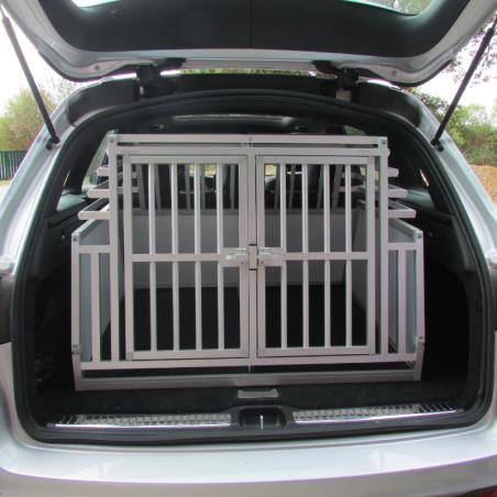 Mercedes GLC 2016 avec une caisse double Confort +  - Confort - Sécurité - Hygiène