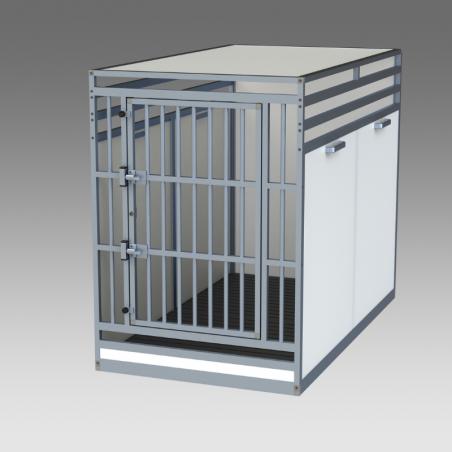 Cage de transport aérien IATA - maritime BRAVEUR