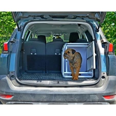 DIBARO - Caisse de transport pour petit chien S - Peugeot 5008 DIBARO par Braveur®
