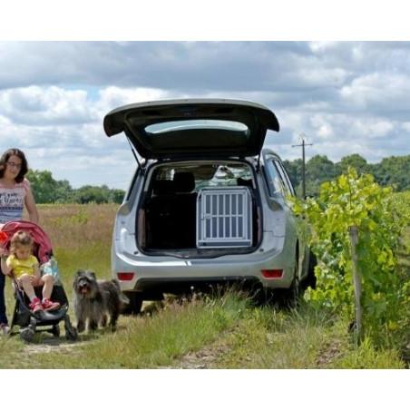 DIBARO - caisse de transport pour la sécurité et la place pour tous dans la voiture