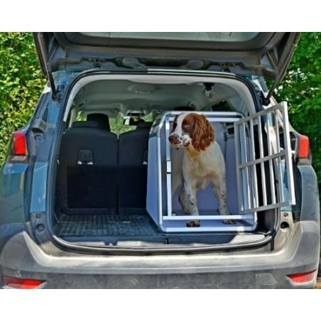 DIBARO caisse de transport pour chien solide et légère Peugeot 5008
