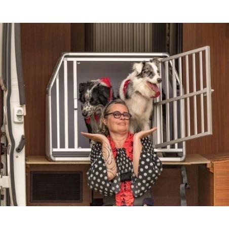 Évadez-vous avec vos chiens en les gardant toujours avec vous ! DIBARO par Braveur®