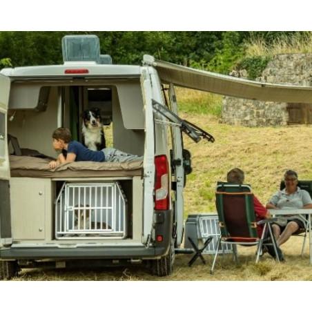 DIBARO LARGE - Caisse de transport sur-mesure pour camping car et véhicules loisirs