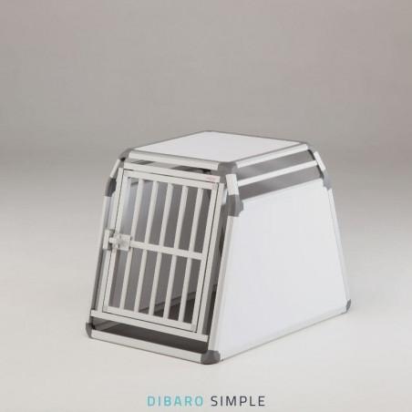 DIBARO SIMPLE - Caisse de transport pour chien  originale et solide