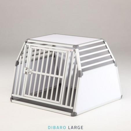 DIB LARGE - Caisse de transport haut de gamme pour chien