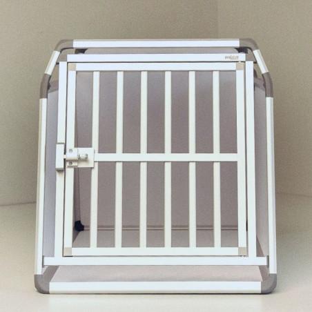 Caisse de transport en aluminium et PVC - DIBARO Simple