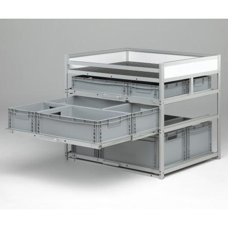 CRAFT® 995 - Galerie 3 niveaux