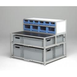 CRAFT® 995 - Bloc Tiroir 2 niveaux
