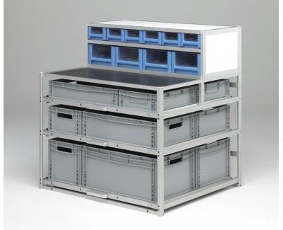CRAFT® 995 - Bloc Tiroir 3 niveaux