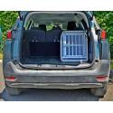 DIB233 - Caisse de transport pour grand chien - Taille L - Berger Australien - Cage de transport DIBARO par Braveur®
