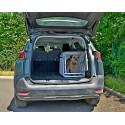 DIB423 - Caisse de transport pour grand chien L & XL - Voyage en camping car - DIBARO par Braveur®