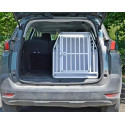 DIB233 - Partir en vacances avec son chien de taille L - Race : Dalmatien- Caisse de transport DIBARO par Braveur®