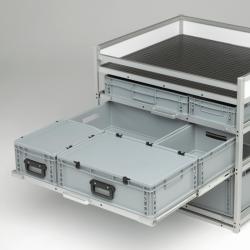Valise de voiture plastique 600x400 - Agencement Craft véhicule utilitaire