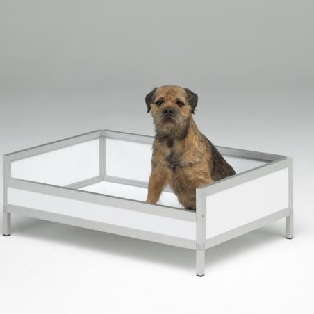 Bac de couchage pour chien - Border Terrier