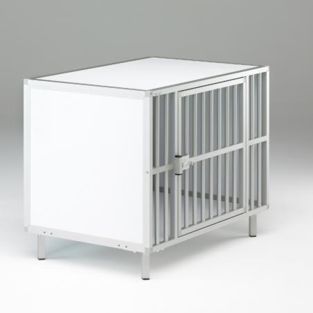 Caisse pour chiens Braveur®  en aluminium et PVC