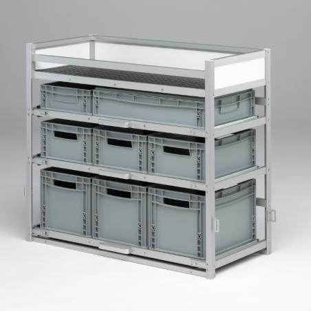 Craft® 995 court - meuble de voiture professionnelle